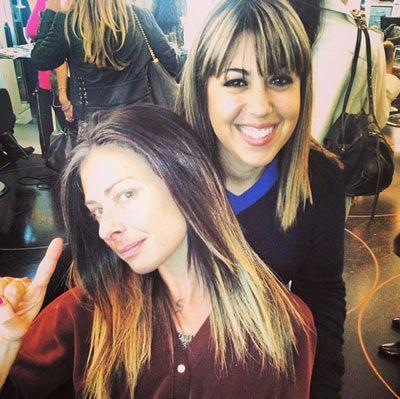 13 09 emmys nails hair celeb hair news 7