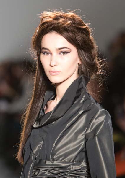 13 09 fall fashion week braids trends hair 2