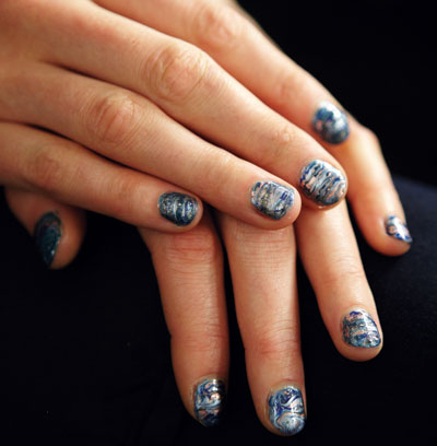 13 09 fall nail designs runway tutorials 3
