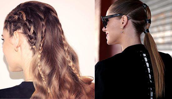 13 09 miley celeb hair news photos 5