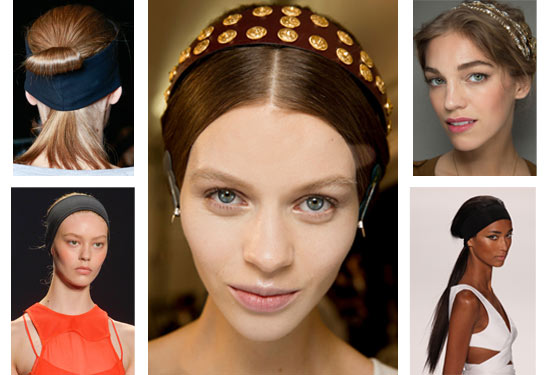 14 01 spring hair trends ss runway fw 2014 accesories