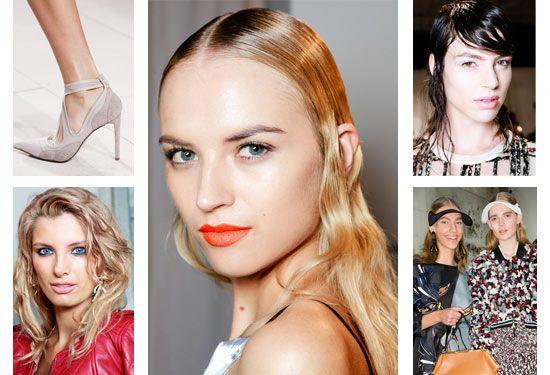 14 01 spring hair trends ss runway fw 2014 wet