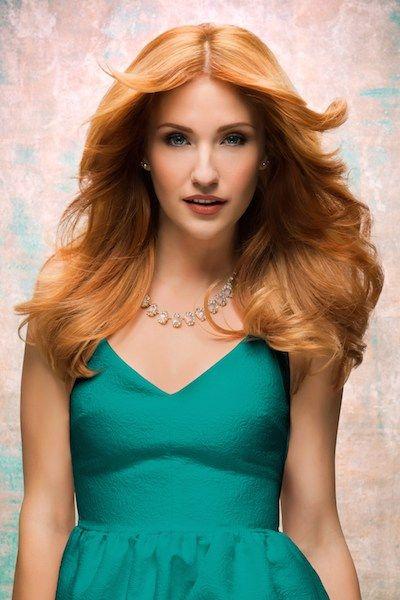 Kenra blonde hair strawberry 3
