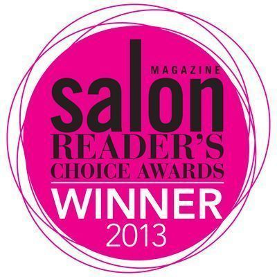 Salon Magazine Readers Choice Award Winner 2013