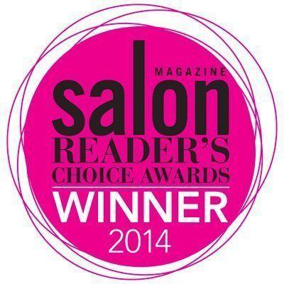 Salon Magazine Readers Choice Award Winner 2014