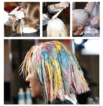 hair colouring techniques colorid 4c