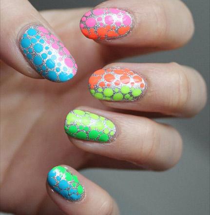 Neon-Dotticure-Rainbow-Nails