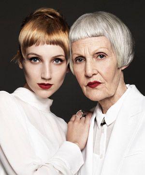 anti aging grey hair care tips 14