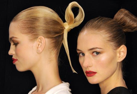 nyfw spring hair trends 2015 2