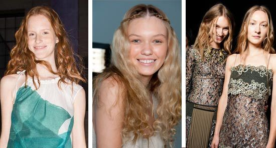 nyfw spring hair trends 2015 3