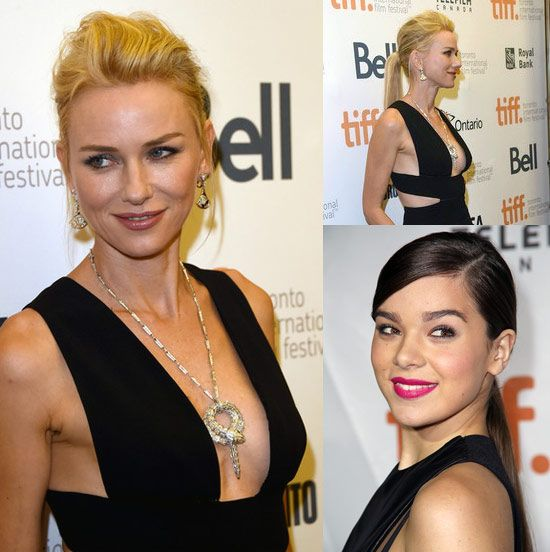 tiff 2014 hair beauty red carpet celebs 1