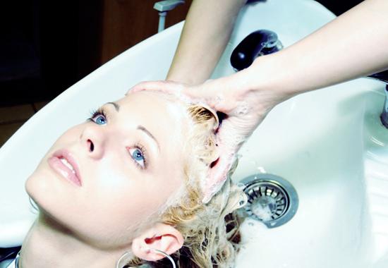 unwash hair cowash no shampoo td