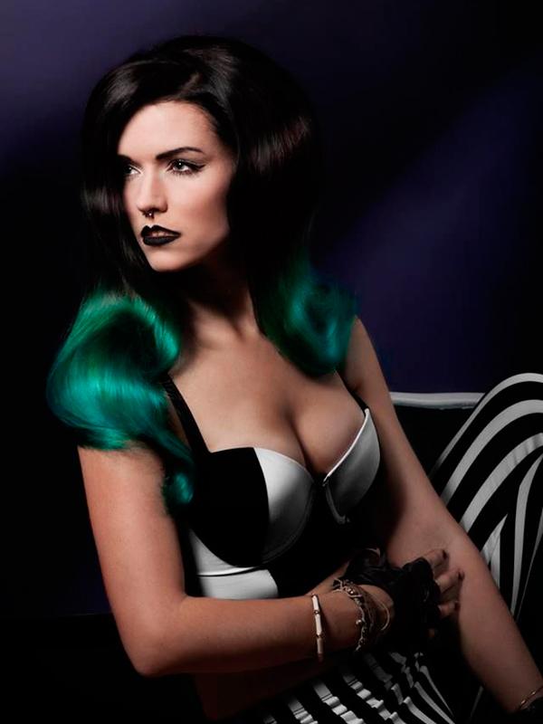 Hair by Alexia Hazeldine.