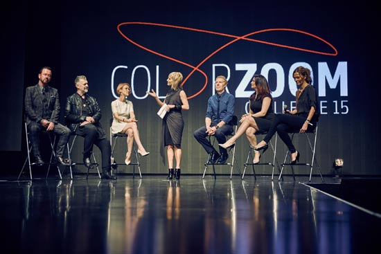 2015 goldwell color zoom panel stylists