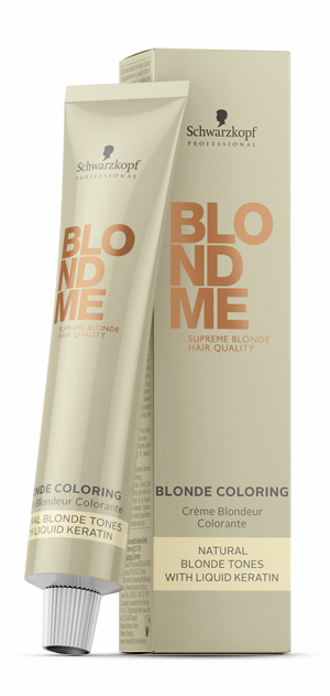 BM Blonde Colouring Color