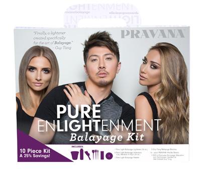 Pravana Pure Enlightenment Kit Image
