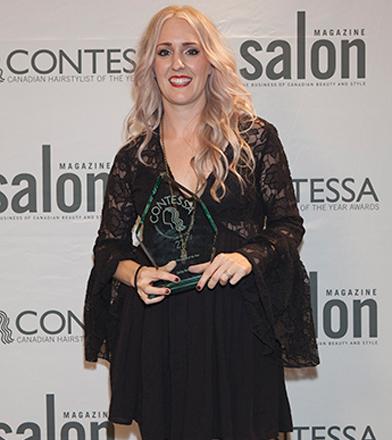 julie vriesinga hairstylist texture contessas