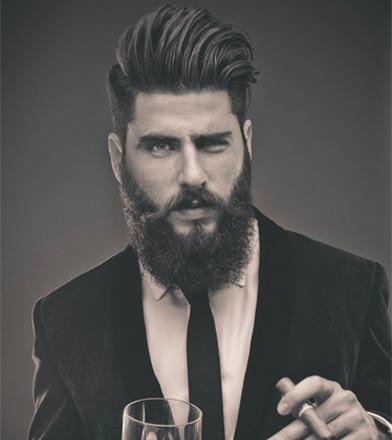 mens styling versus barbering