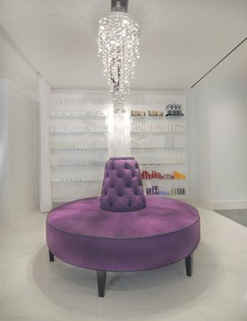 luxe salon experience