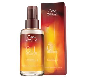 wella hair oil
