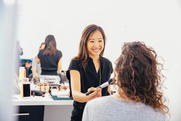 moroccanoil shoot makeup