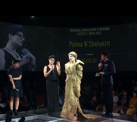 palma on stage presentation tokyo