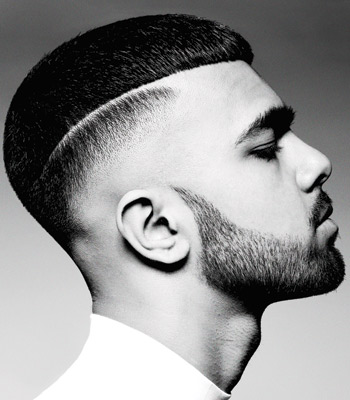 disconnected men's hair trend styles of 2017