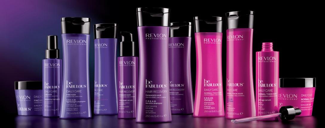 Revlon Professional Be Fabulous system