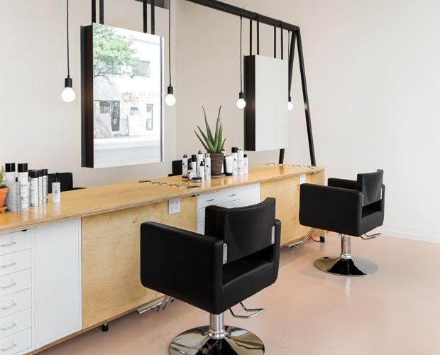 Brossés salon Montreal