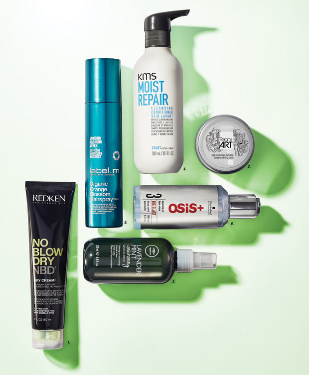 Editor's Picks Spring Hair Care