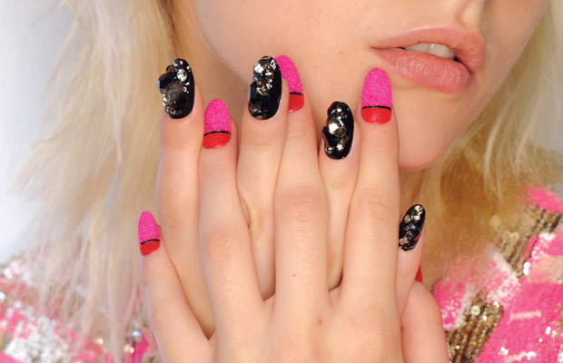 Nail bling a moneymaker this spring