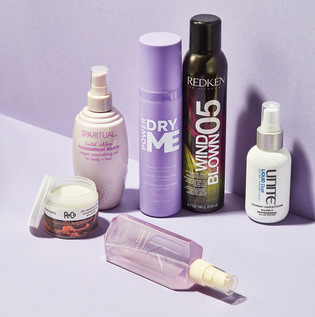 Editor's Picks - May Hairstyling Must-Haves