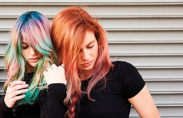 How to perfect the unicorn and mermaid hair trends