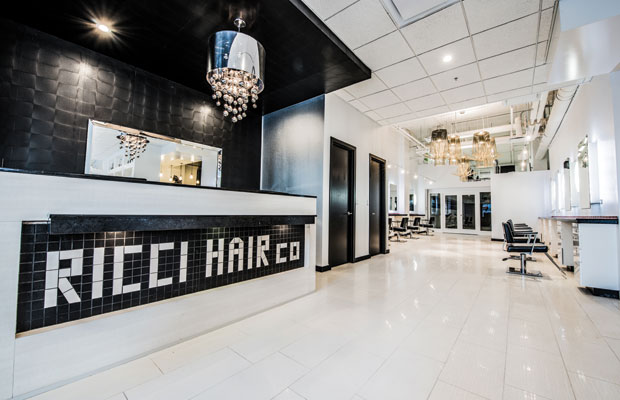 Tony Ricci Hair Co. - Expanding Your Salon Business