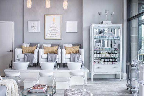 Interior Design Inspiration from Jaja Spa, Toronto
