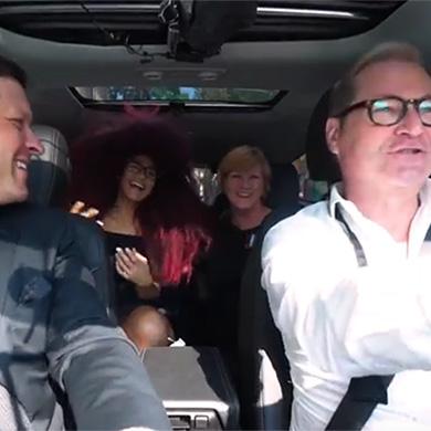 Carpool Karaoke Contessa