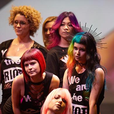 Contessa 2020: Pulp Riot Presentation