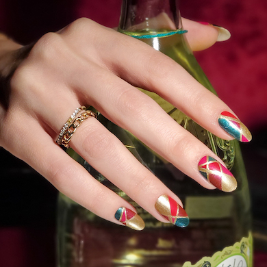 Nail Your Holiday Looks with Tips and Tricks from Candy Nail Bar Owner, Tamara Di Lullo
