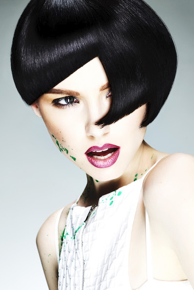 Thomas Hills_TH1 Hair_SS21 colour trends_Back to Black_Wink collection