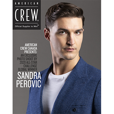 American Crew Releases a Special-Edition Magazine to Celebrate Their 2020 All-Star Challenge Winner!