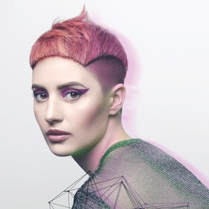 Chromatic Universe – Hair Collection by Ivan Rodriguez, El Salón Hairdressing Club, Mexico