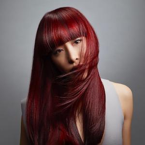 Eufora Red Vixen: A Bold Red Hair Colour How-To
