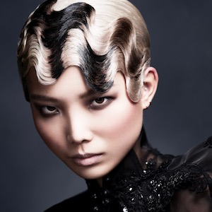Cluster – Hair Collection by Mark Leeson Artistic Team for Revlon Professional