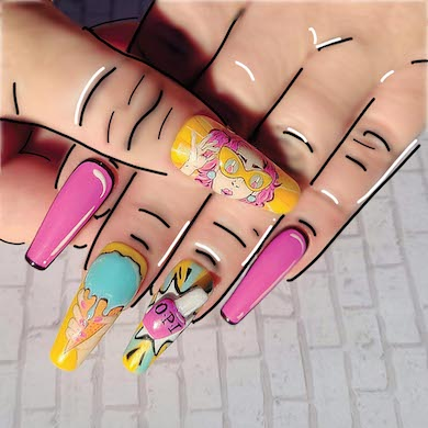 How Social Media and Fashion Week are Inspiring Nail Trends